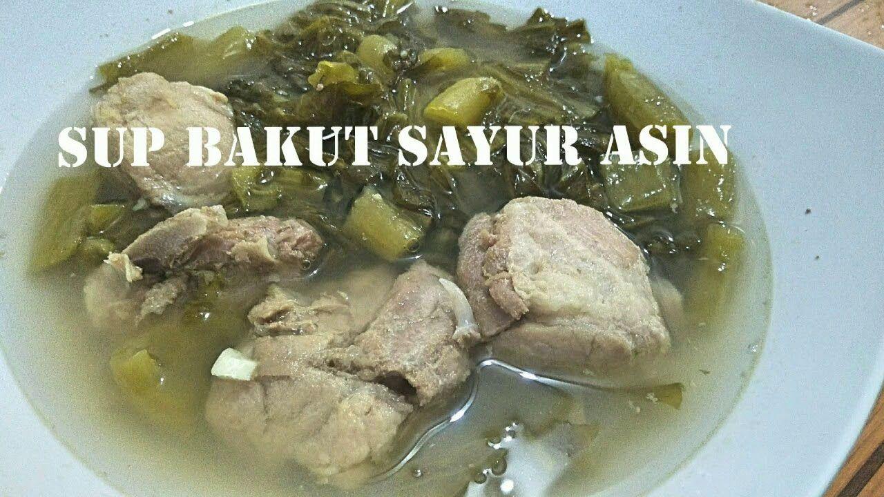 1 Sup Bakut Sayur Asin Youtube Food Indonesian Food Soto Betawi
