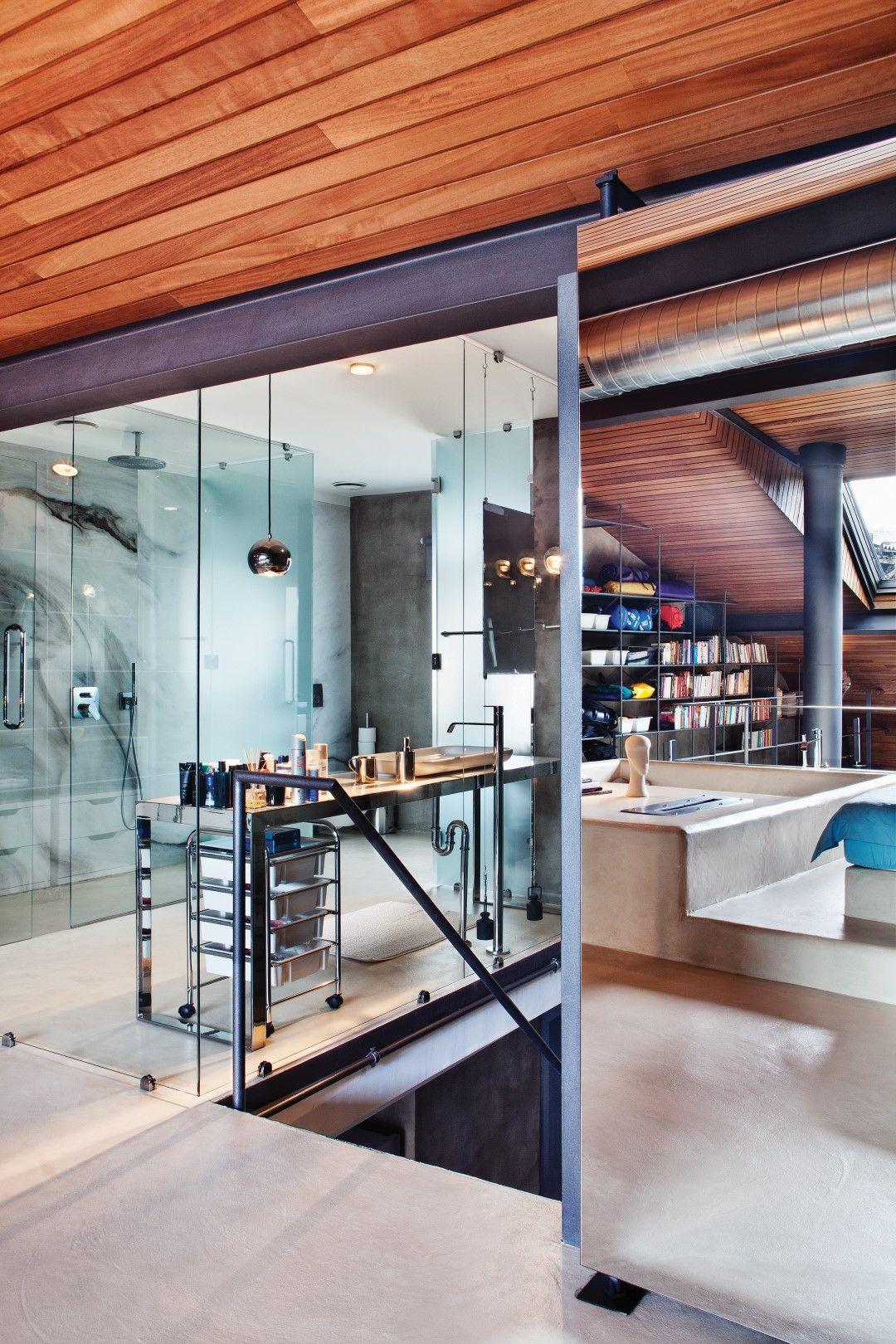 innenarchitektur industriellen stil karakoy loft, karakoy loft by ofist as interior architects istanbul archello, Design ideen