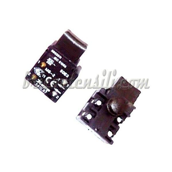 Interruttore di ricambio originale Femi, per troncatrice da banco modello XXX - XXX2 alluminium. - Codece Femi : 0802611