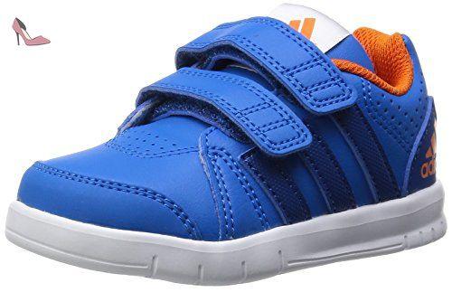 more photos 68611 1edf8 adidas Performance LK Trainer 7, Chaussures Bébé marche mixte bébé - Bleu -  Blau (