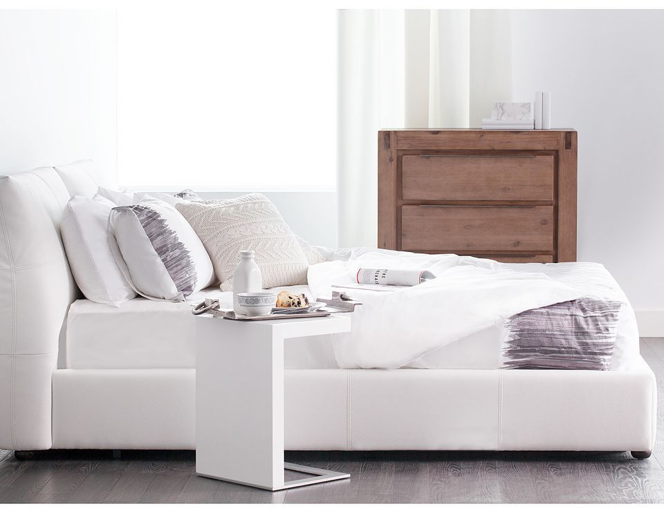Madeleine #structube | Bed, Bedroom decor, Buying a new home