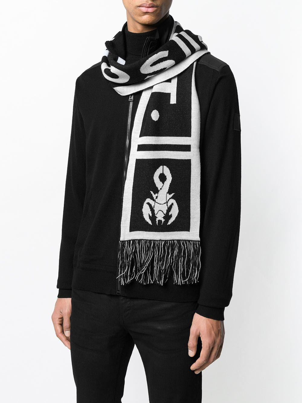 beb49f8f521 Belstaff Belstaff x Sophnet Football Scarf in 2019 | Football ...