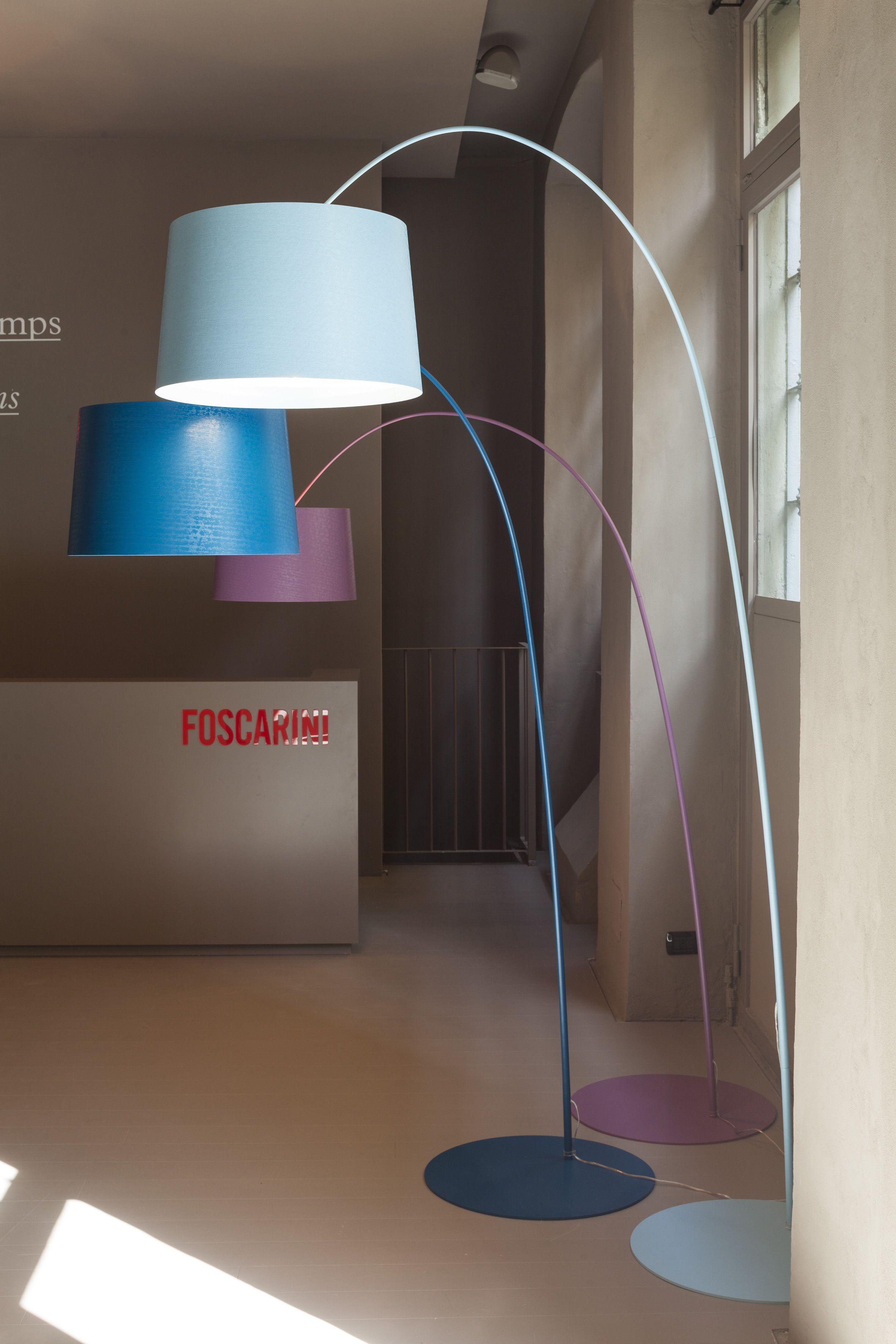 Foscarini Spazio Brera Present Twiggy Special Edition Milan 2013