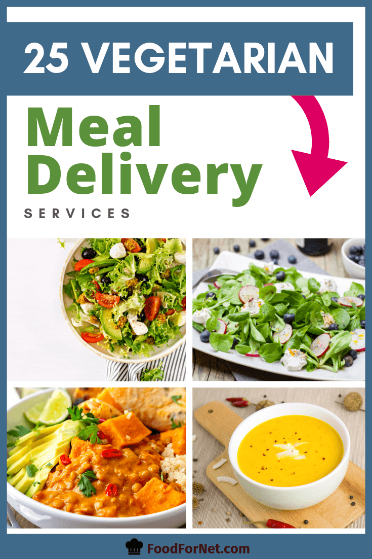 Pin On Done For You Meal Delivery