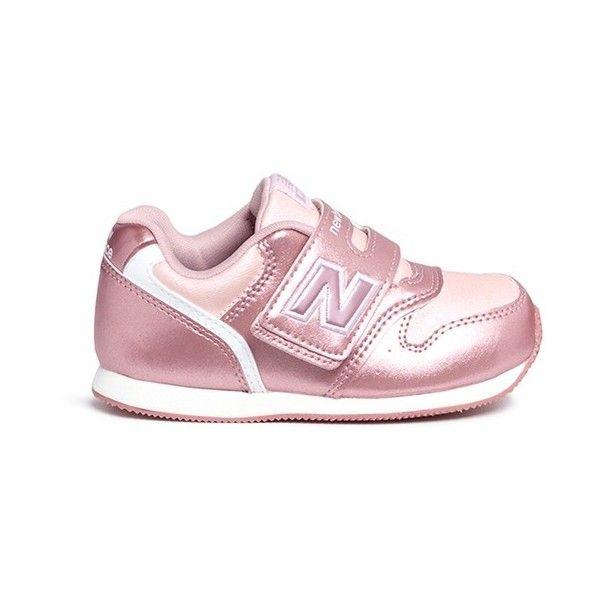 new balance kids 996 pink