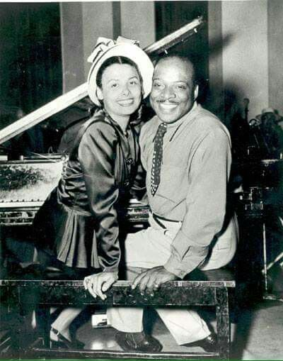 LENA AND COUNT BASIE