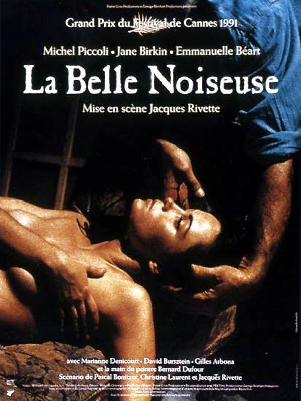 Michel Piccoli And Emmanuelle Beart In La Belle Noiseuse By Jacques Rivette Hd Streaming