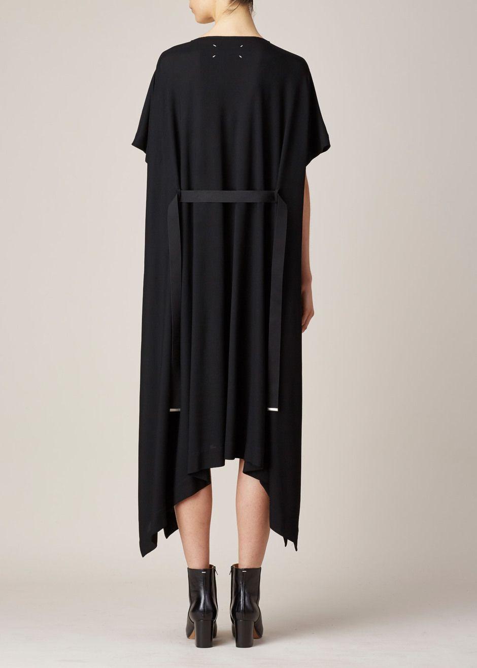 Finishline Sale Online Amazing Price For Sale back piece halter dress - Black Maison Martin Margiela Cheap Price Cost jd1m3j6jd