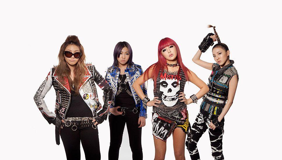 K-Pop (2NE1)