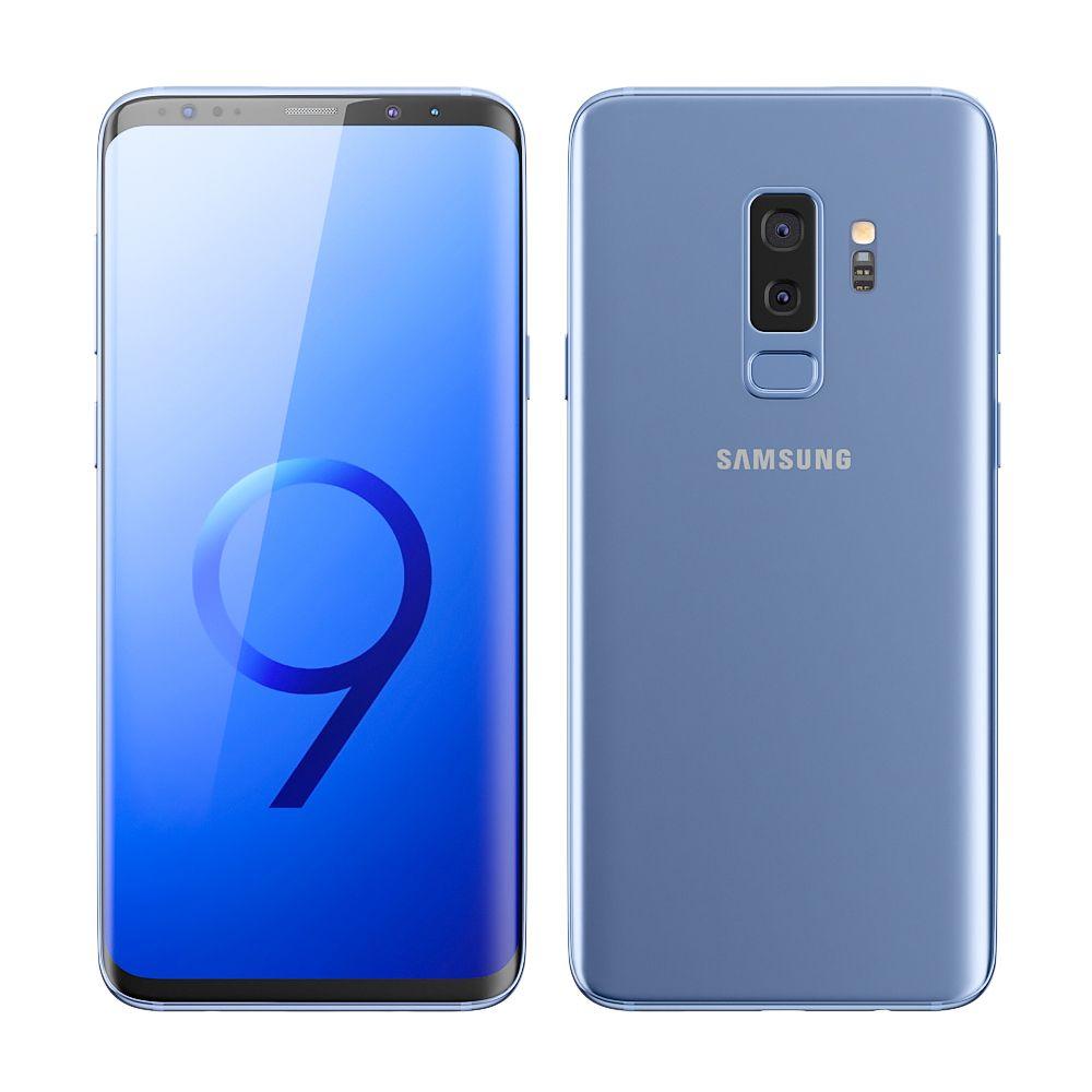 Samsung Galaxy S9 Plus All Colors Samsung Galaxy Samsung Galaxy