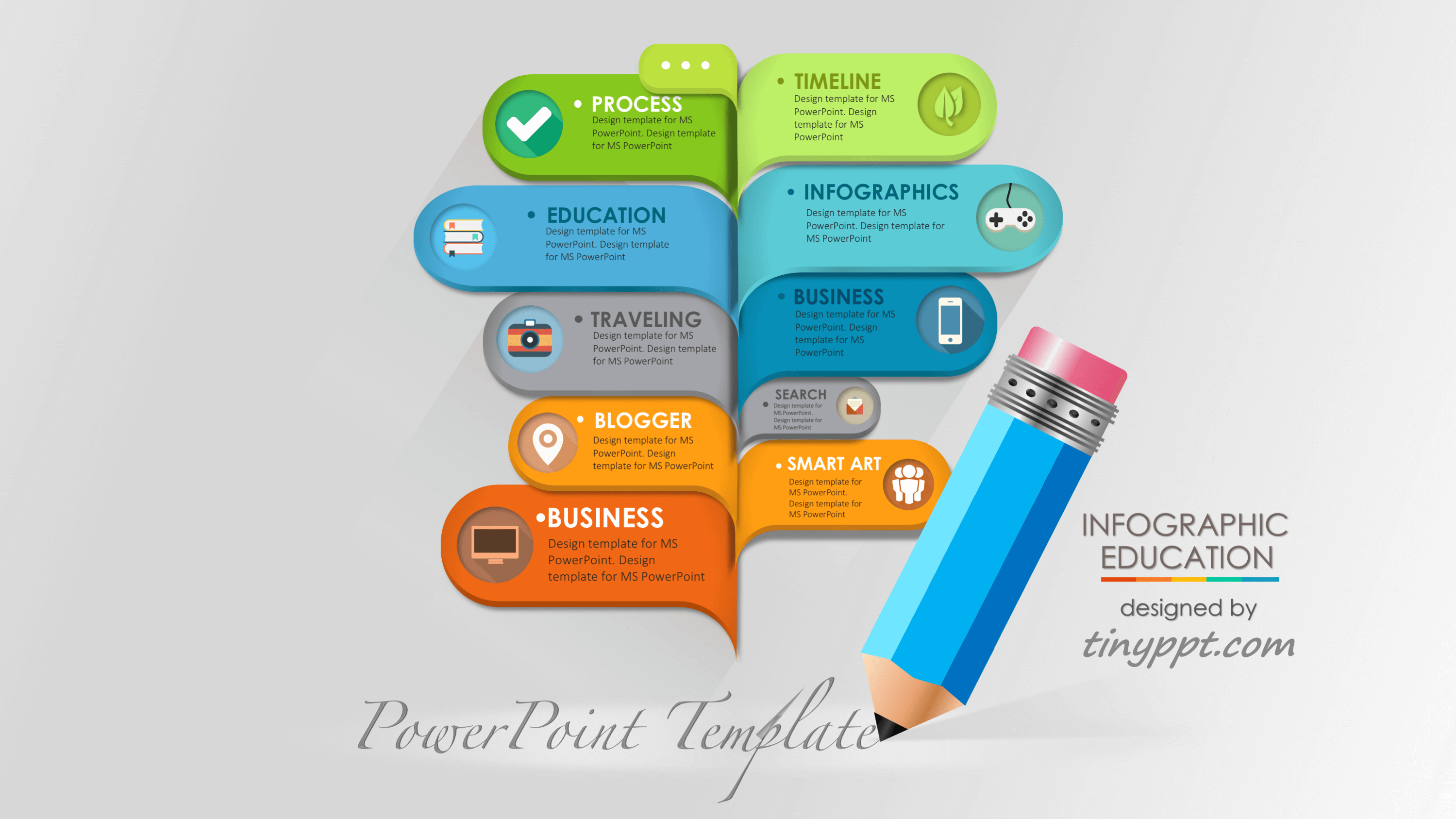 Professional Powerpoint Templates Download  Deck Design