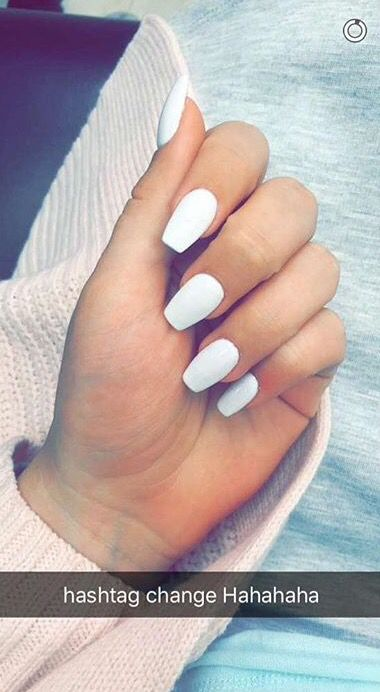 Basic Manicure Nail Care Routine: Pin By Alisha Marie On Snapchat
