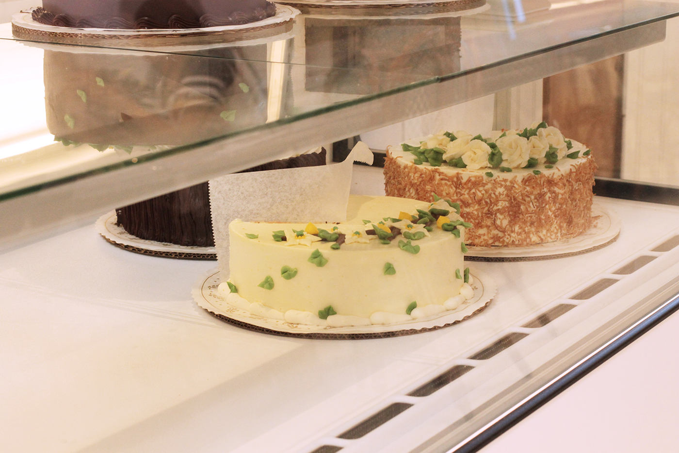Interior - Lilac Patisserie Patisserie, Desserts, Food