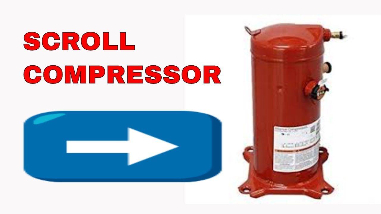 HVAC Service Call Scroll Compressor Troubleshooting
