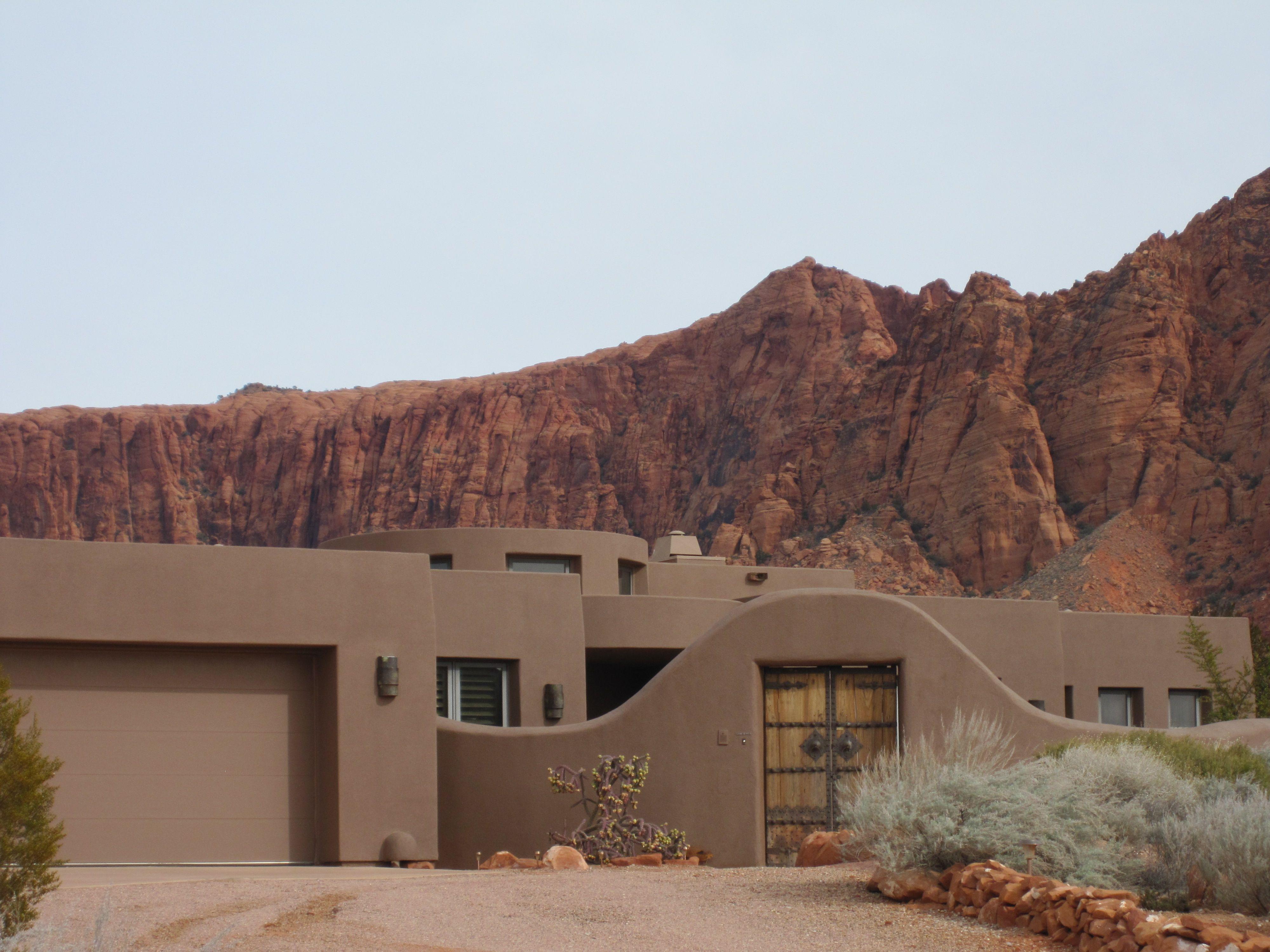 Another Gorgeous Southwestern Style Home In Kayenta Desert Community Desert Homes St George Utah Southwestern Home