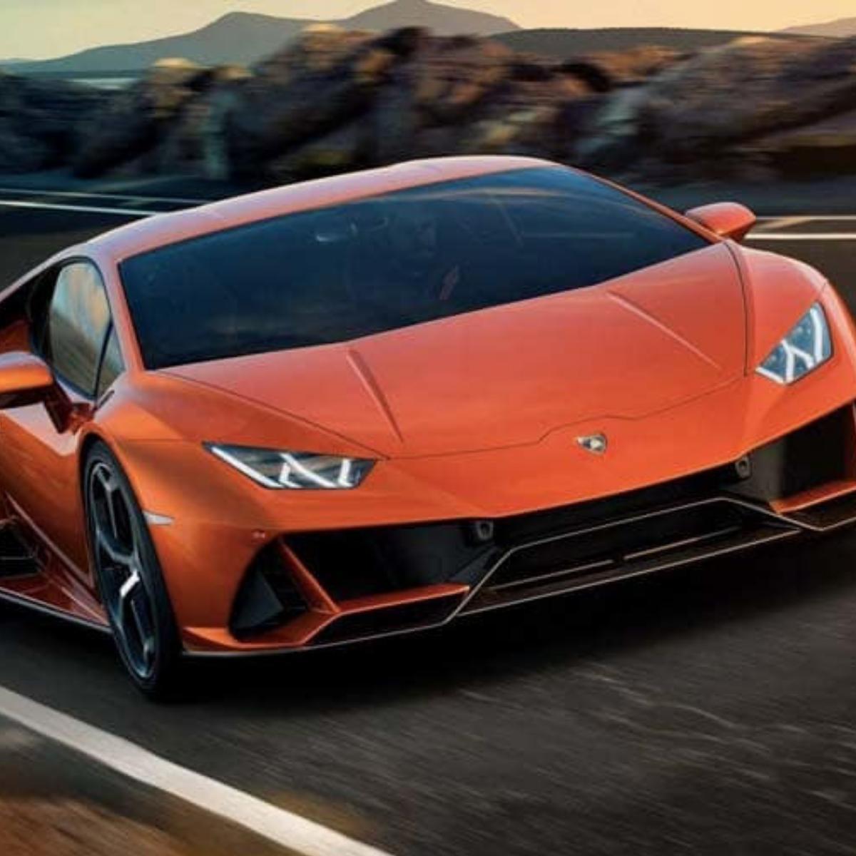 Lamborghini Huracan Evo Launched In India Check Out The Prices Lamborghini Huracan Lamborghini Super Sport Cars