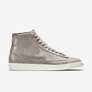 nike blazer mid leather premium sneaker store
