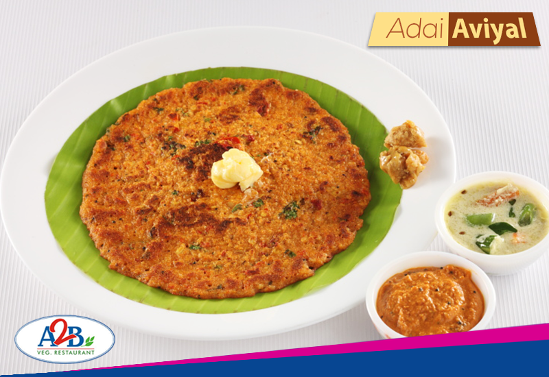 Adai Aviyal, one of the famous tamil traditional protein