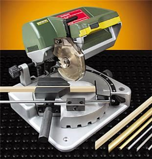 Proxxon Mini Chop Miter Saw For Hobby Use With Images Miter