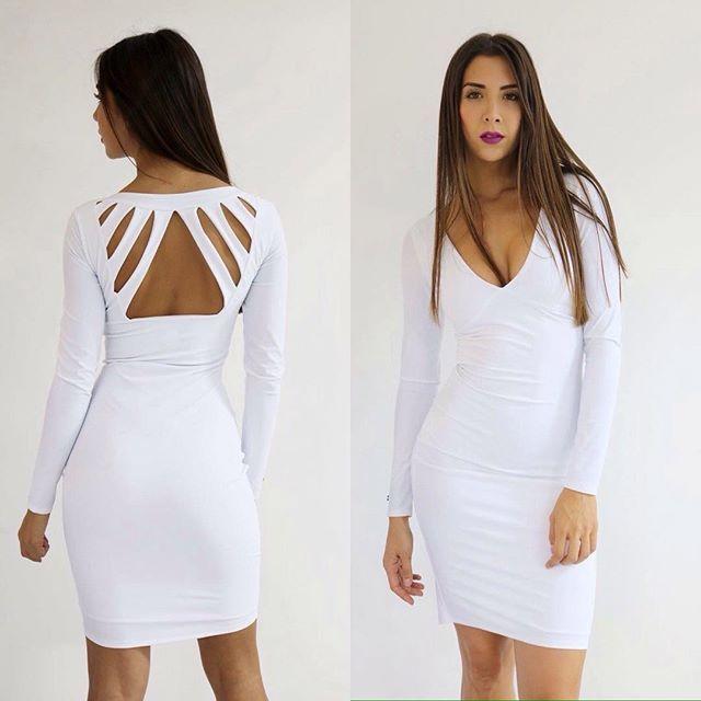 f2abbb6d3 ¡Los vestidos de licra colombiana horman tu cuerpo para que luzcas  increíble! Puedes adquirirlos por medio de nuestras redes sociales o en  alguna de ...