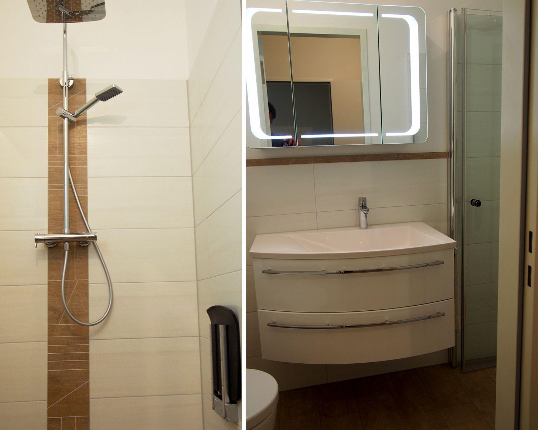 Elegant Dieses Minibad Mit Dusche Belegt Eindrucksvoll Die Professionalität Und Das  Fachliche Know How Von Badplaner Good Looking