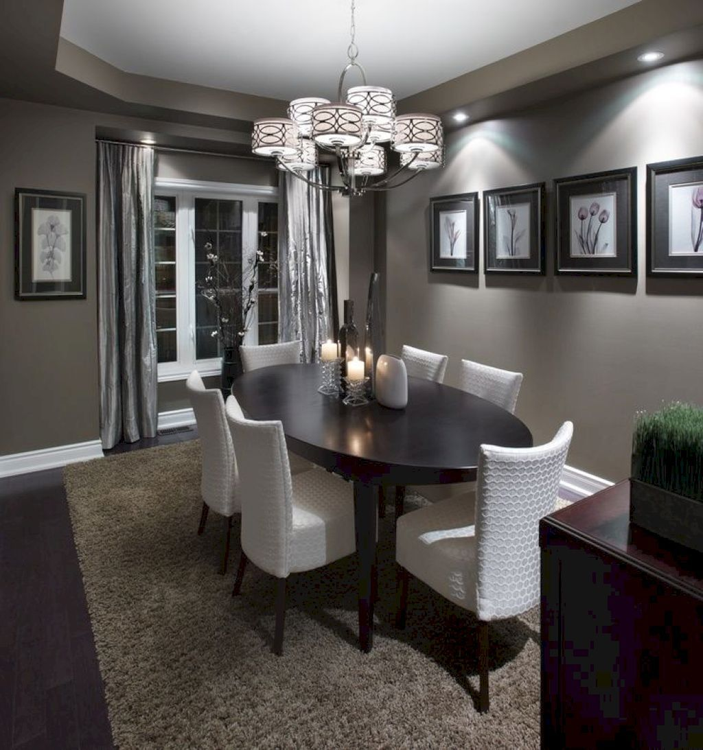 Cool Stunning Dining Room Ideas buildecor