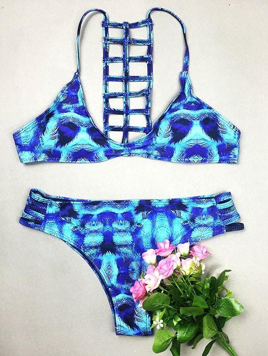 ad2ad9130ba35 (clearance)Fantastic Ocean Style Bikini Set - FIREVOGUE