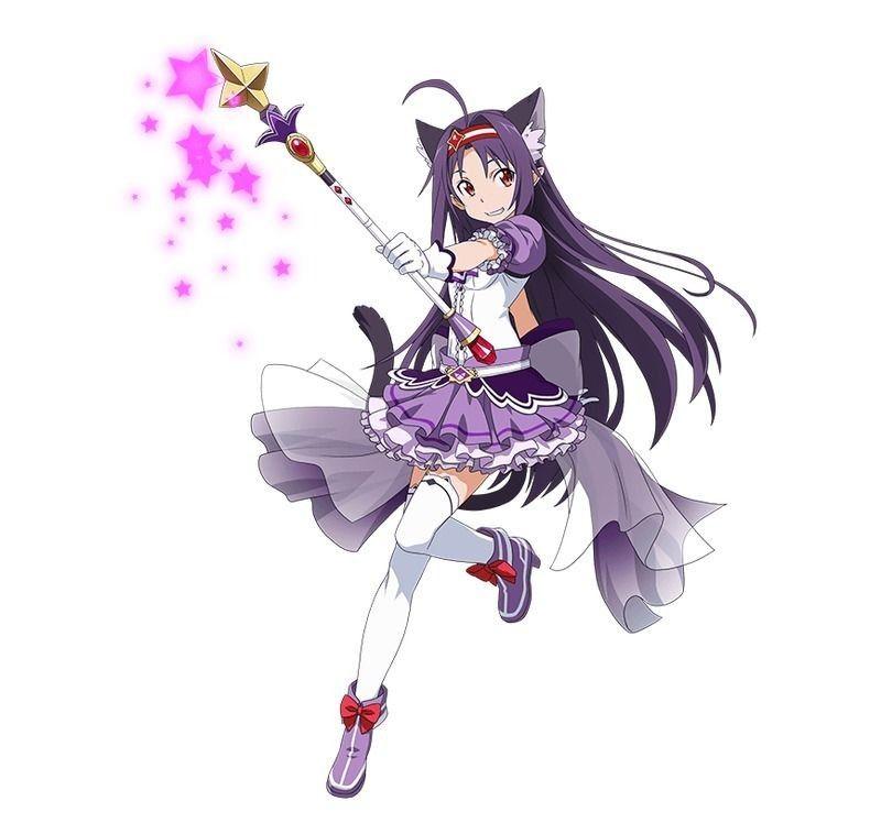 【プリズム☆スター】ユウキ(★6/水/片手長柄) -SAO コード・レジスタ攻略Wiki【ソードアート・オンライン】 - Gamerch