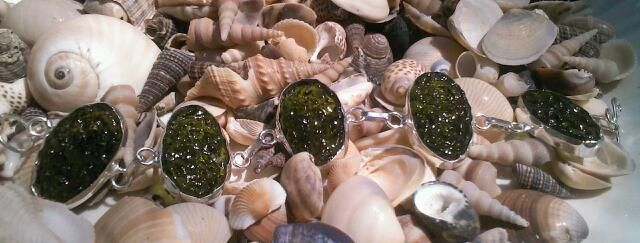 beautiful Moldavite bracelet !!!!!!!