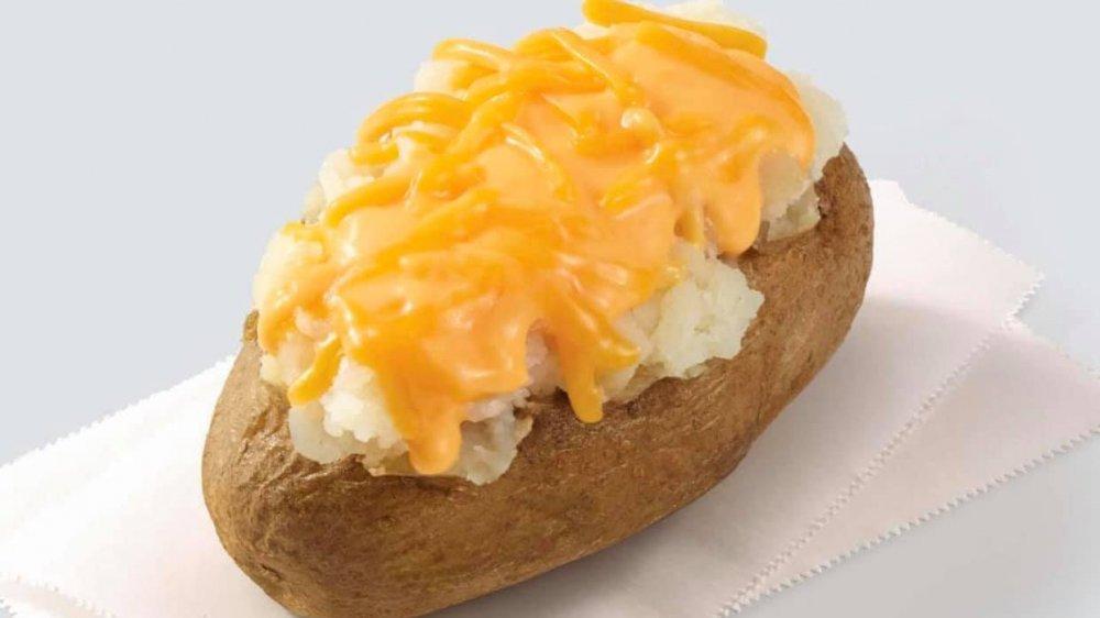 The Real Reason You Should Avoid Wendy S Baked Potatoes Baked Potato Baking Food