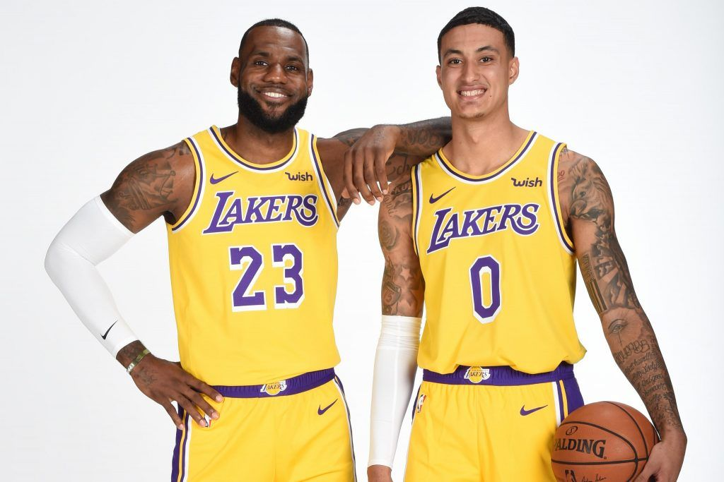 Skip Bayless On Kyle Kuzma The Lakers Will Go As Far As Kuzma Carries Them National Basketball Association News In 2020 Kyle Kuzma Lebron James Nba News