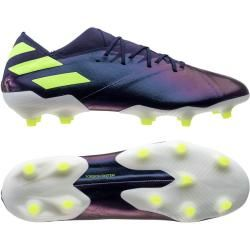 Photo of adidas Nemeziz Messi 19.1 Fg/ag – Blau/Signal Green/Glory Purple adidasadidas