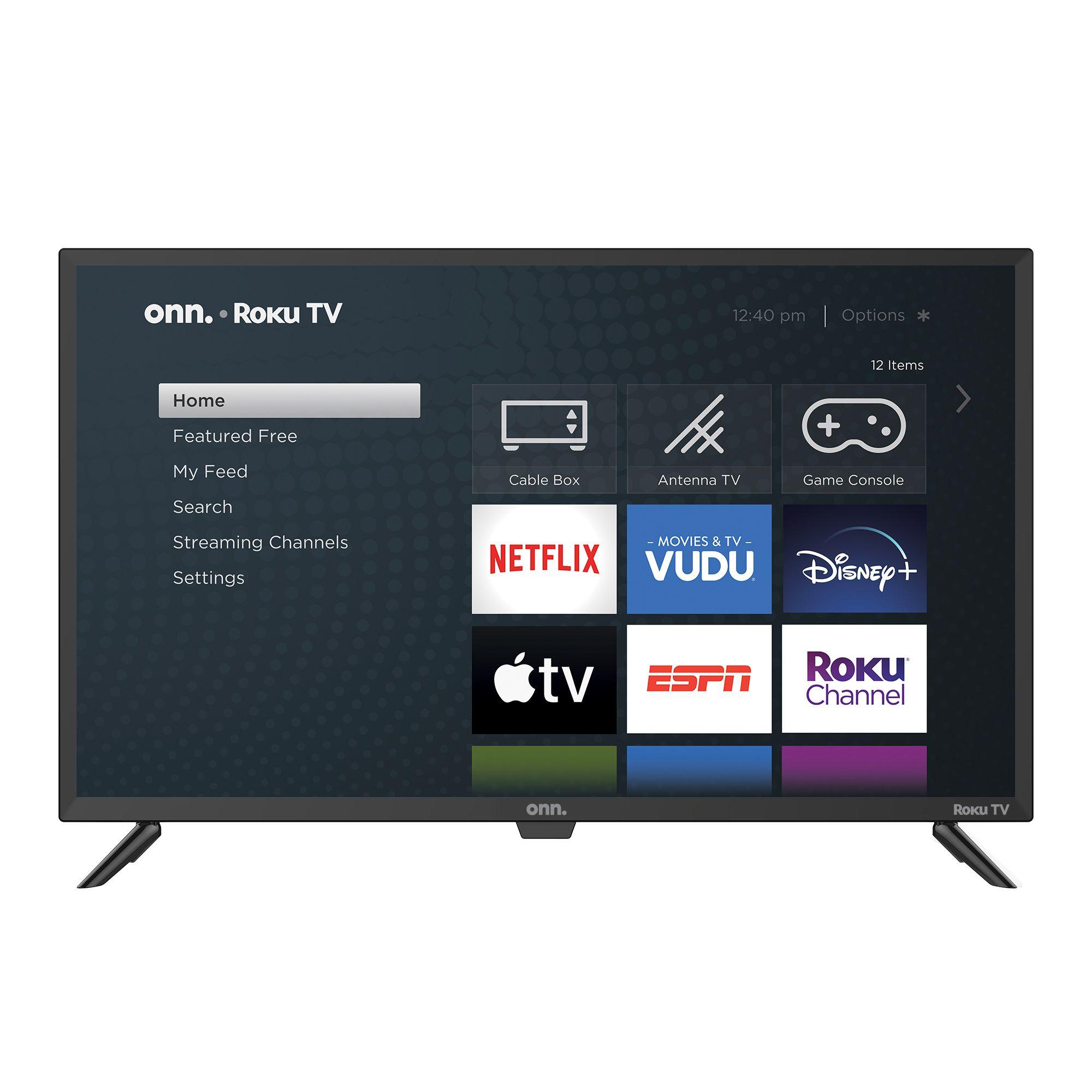 Onn 32 Class Hd 720p Led Roku Smart Tv 100012589 Walmart Com In 2020 Led Tv Smart Tv Roku
