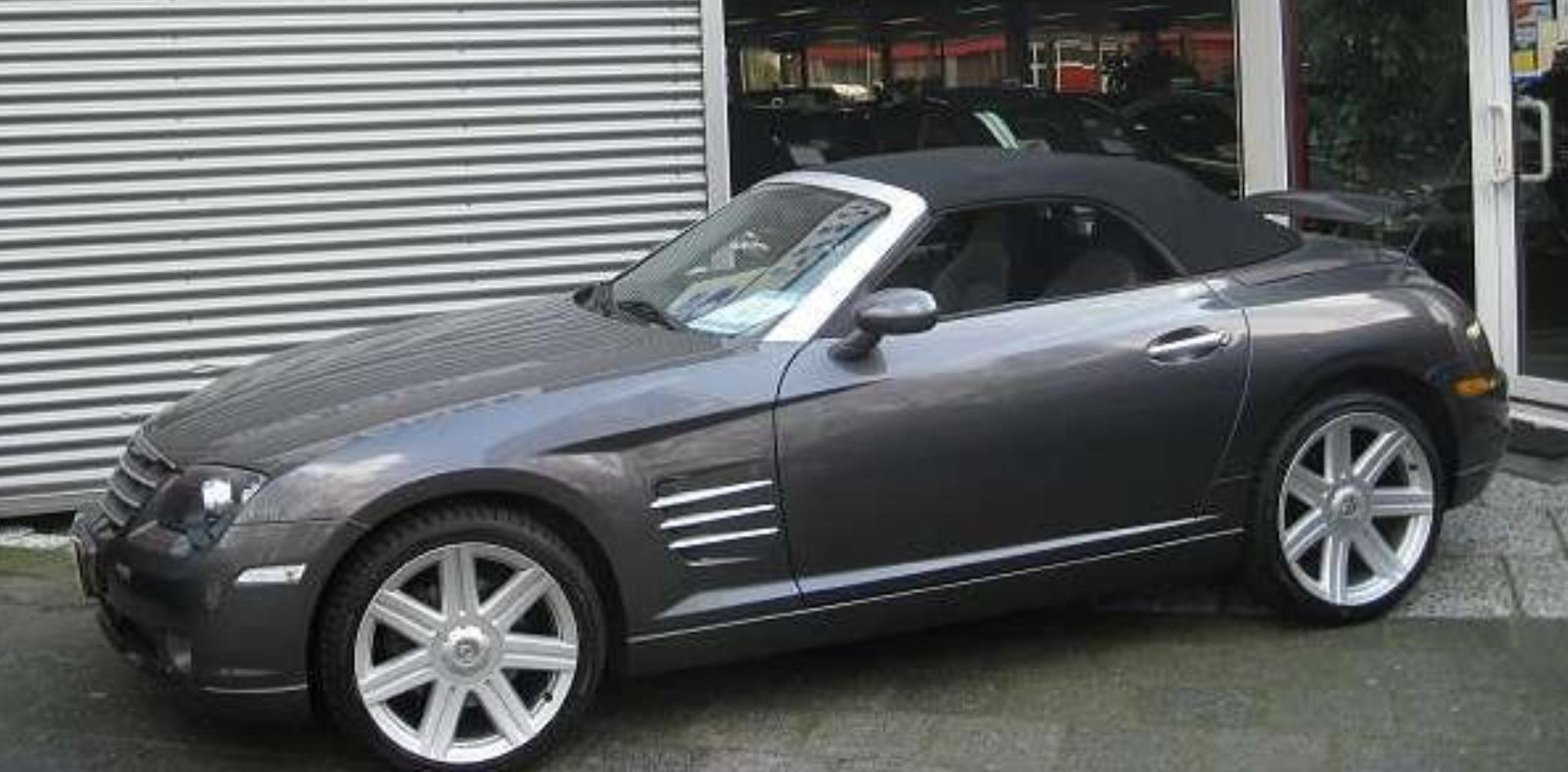 05 Chrysler Crossfire With Images Chrysler Crossfire Chrysler
