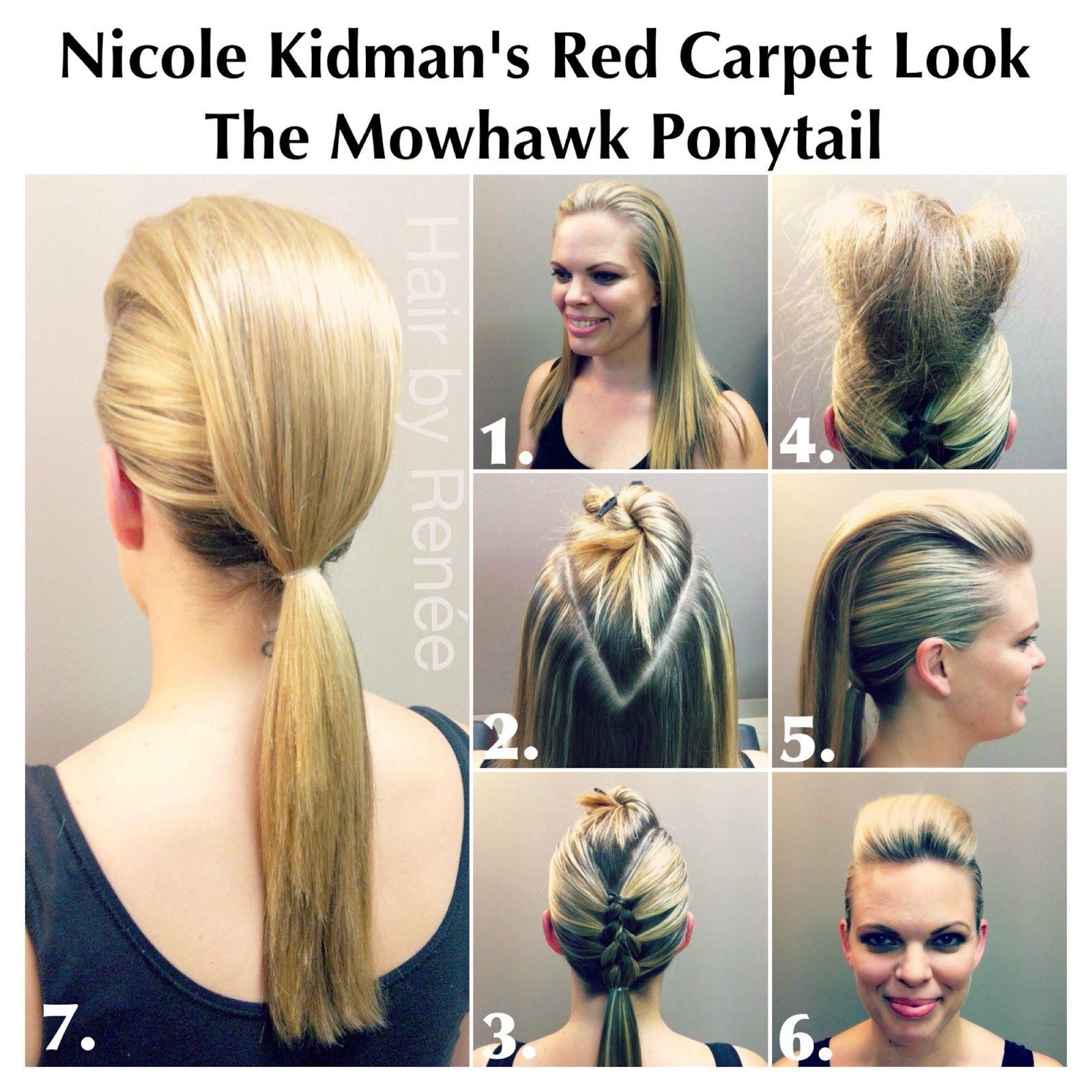 Peinados modernos y faciles paso a paso peinados con - Peinados faciles paso a paso ...