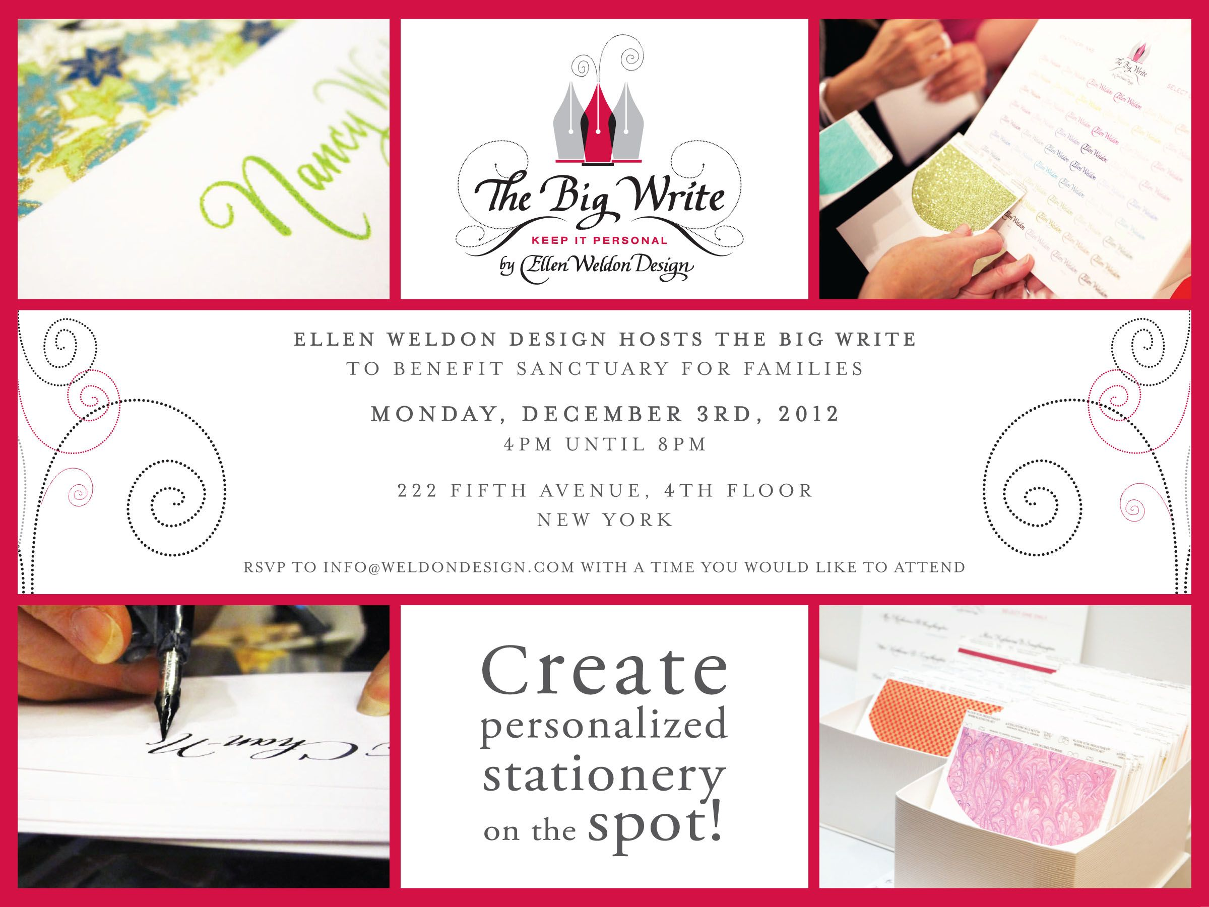 This is a fab event! Your chance to Give Back . Get & Gift all at the same time!   Just in time for the Holidays!     Give the gift or give to yourself!   It's for a very good cause.   Just make sure you RSVP.  PattyonSite