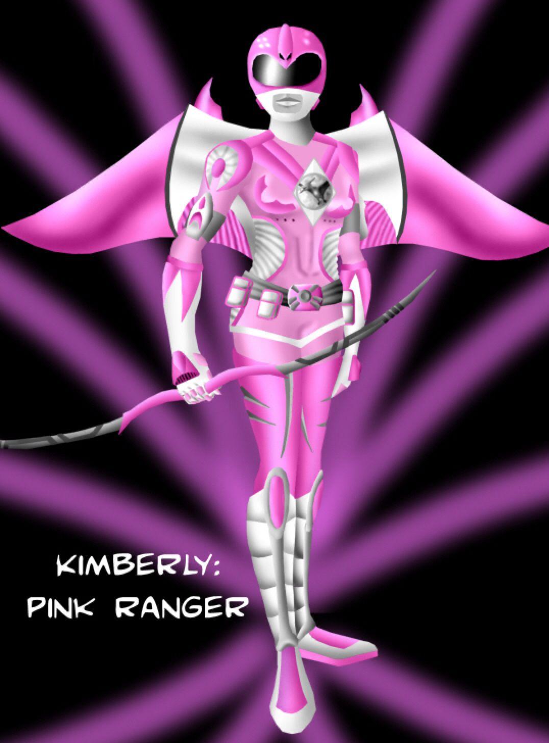 The Power Rangers: Kimberly by Distephano on @DeviantArt