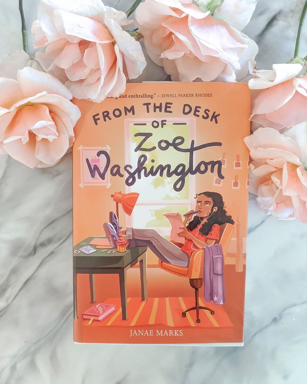 From The Desk Of Zoe Washington In 2020