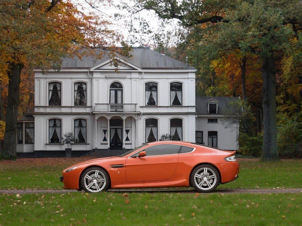 2007 Aston Martin V8 Vantage N400 Sportshift Classic Driver Market Maserati Granturismo Bentley Arnage Ferrari For Sale