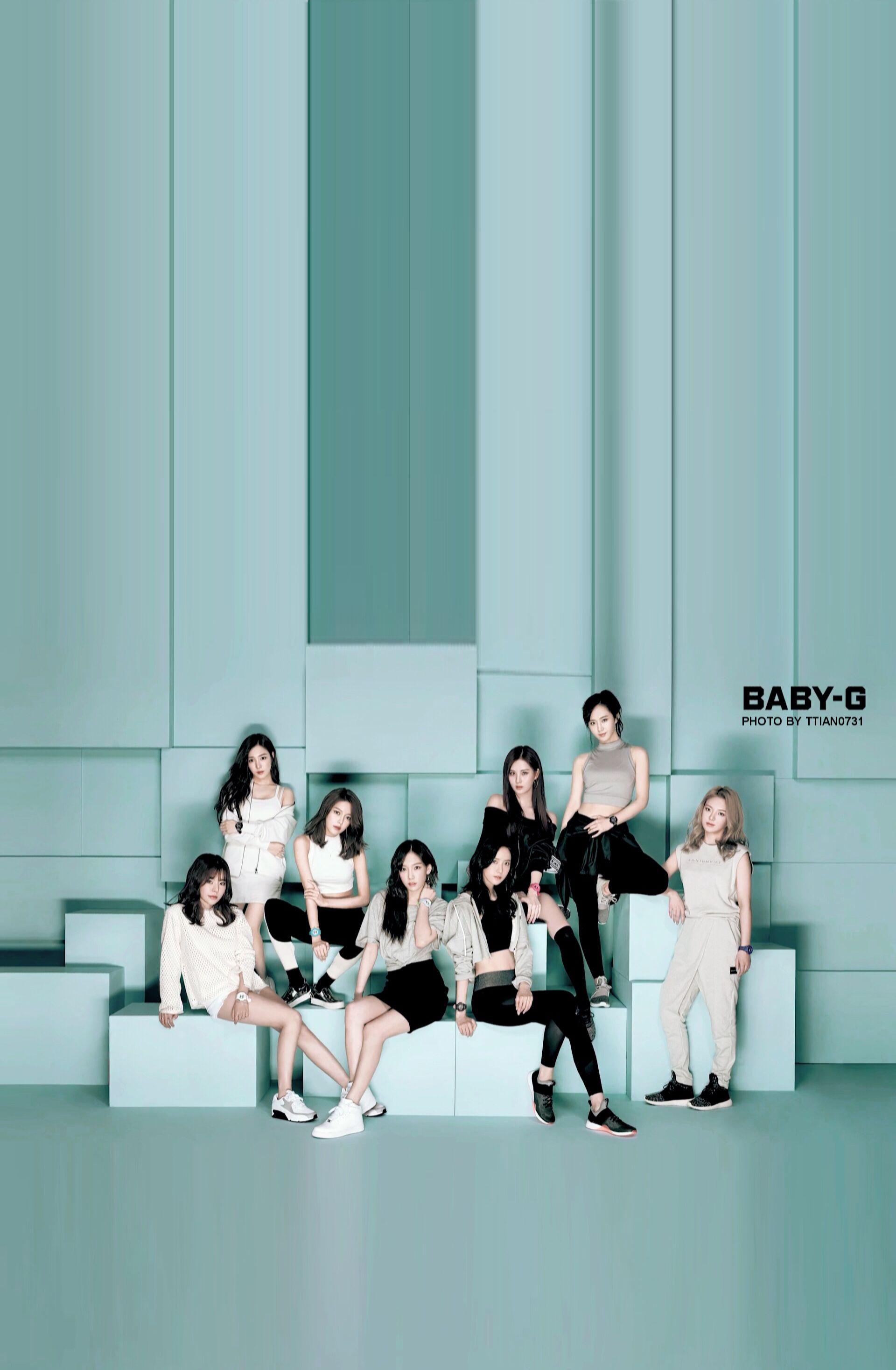 Casio Sheen X Girls Generation Iphone Wallpaper Girls Generation Snsd Yoona