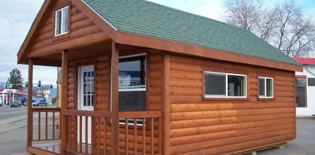 Cedar Log Siding Sidingmagazine Com Log Homes Exterior House Exterior Cabins And Cottages