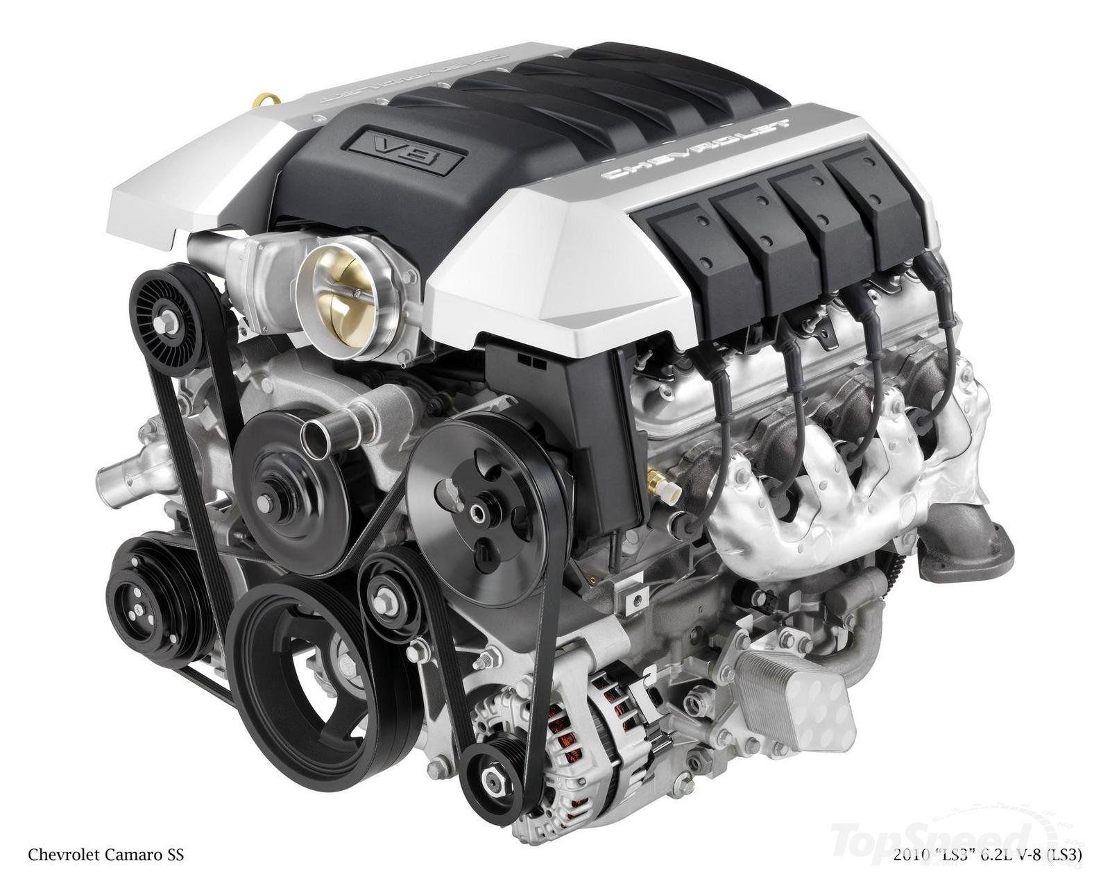 2012 Chevrolet Camaro LS3 6.2L V8 Engine Ls engine