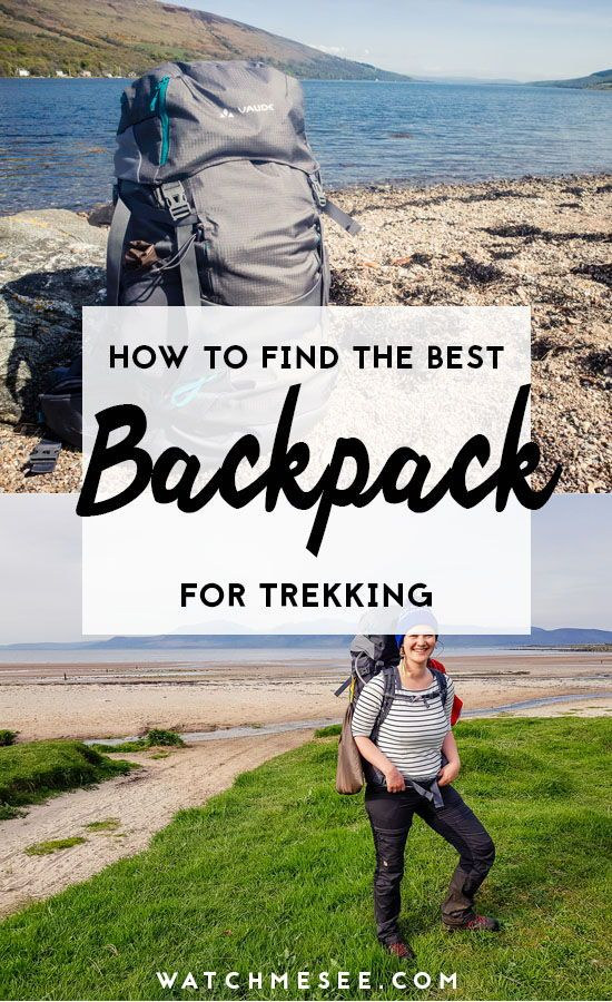 10 Must-have Features of Trekking Backpacks (+ 3 p