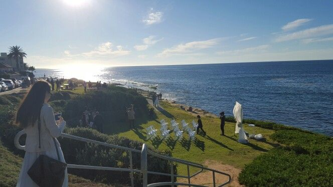 The Wedding Bowl Cuvier Park La Jolla Park Weddings