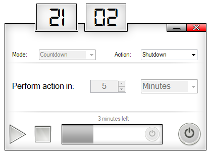 There are times when you need to leave your computer running to complete an operation, but wouldn't it be nice to have an application that turns your computer off and restarts it at a designated time?  Sleep Timer can work this out for your computer. Check out the specifics on this application.