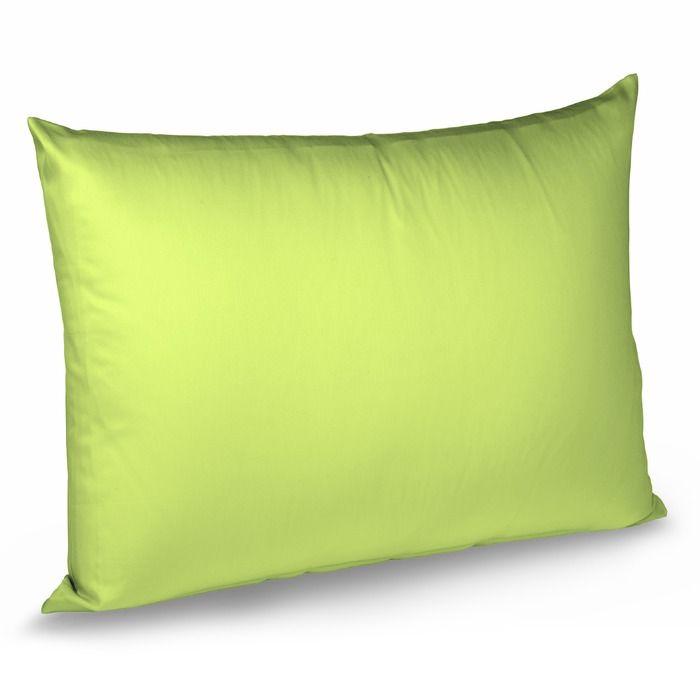 Kissenbezug - Satin 40 x 60 cm - Apfelgrün | Segmüller Onlineshop