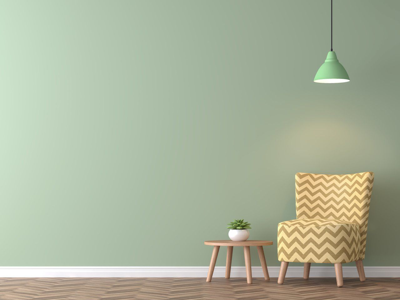 How To Use The Color Green For Interior Decorating With Images