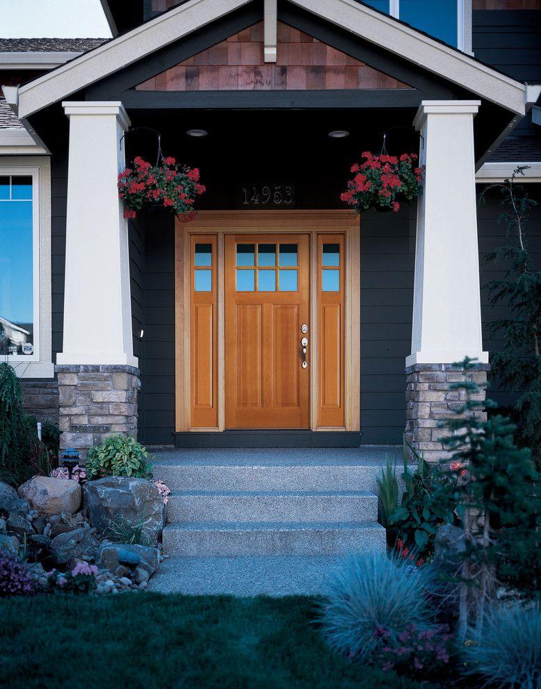 Waudena Millwork Wood Entry Door Front Doors Waudena Millwork