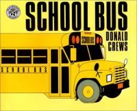Many kinds of school buses pick up children for school.