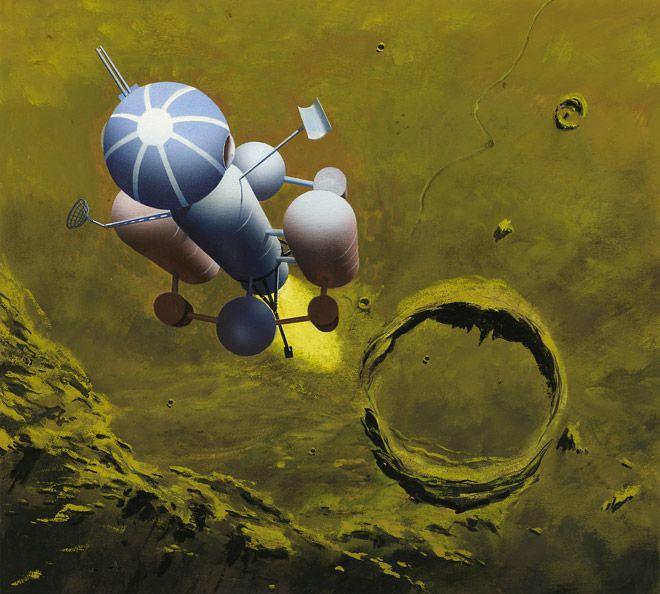 John Polgreen - Space Travel